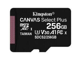 MICROSD 256GB SELECT PLS SDCS2 / 256GBSP
