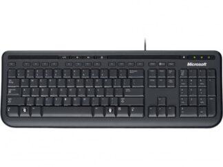 keyboard MICROSOFT 600 USB Black