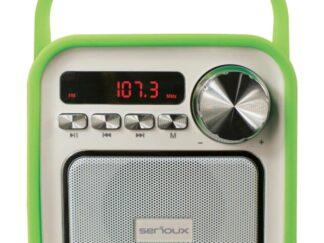 Speaker BLT SERIOUX JOY GREEN, 5W
