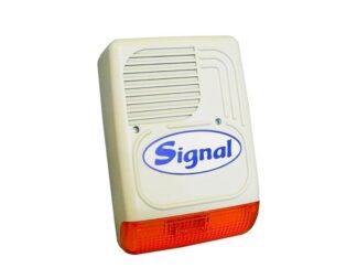 Outdoor siren PARADOX PS 128 LED