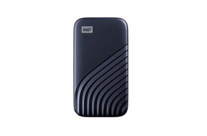 WD EXTERNAL SSD 1TB USB 3.2 MY PASS SSD BLUE