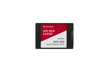 WD SSD 4TB RED 2.5 SATA3 WDS400T1R0A