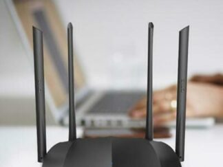 ROUTER WIRELESS AC1200 DUAL-B TENT AC8