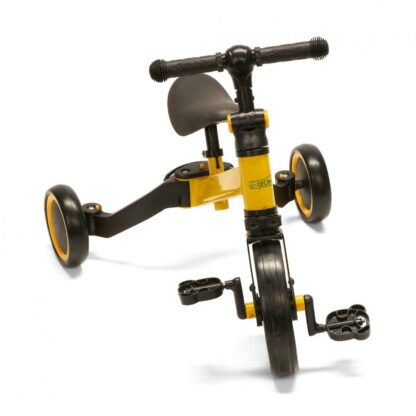 Tricycle 2 in 1, Yellow UTR-001YKL