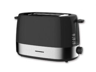 Toaster HEINNER HTP-850BK