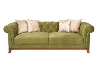 3 seats sofa Lima Spring