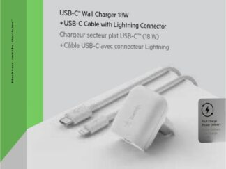 Belkin Mobile Home Charger 18W USB-C
