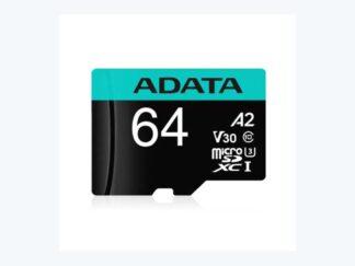 MICROSDHC 64GB AUSDX64GUI3V30SA2-RA1