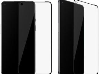 OnePlus 9 3D Glass Foil, Black