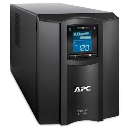 APC SMART-UPS C 1000VA TOWER w Smart Con