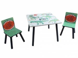 Set 2 scaune +birou Dinozauri