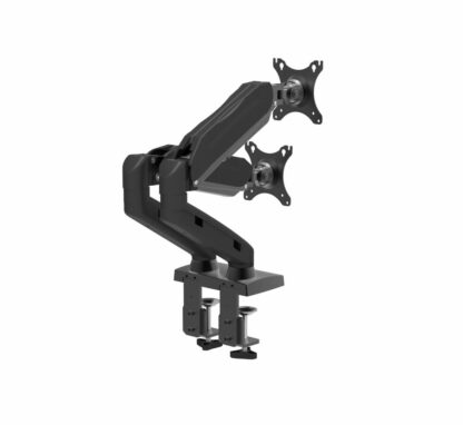 DUAL MONITOR STAND SERIOUS MM902 BK
