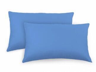 SET OF 2 PILLOW SIDES 50X70 CM - BLUE