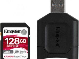 KS CARD READER 128GB SDXC SDR2 + SD READER