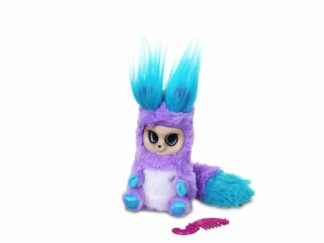 Soft Toy Bush Baby World with comb accessory - Lexi