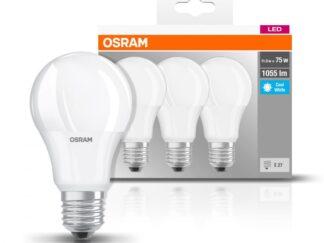 SET 3 OSRAM LED LAMPS 4058075819573