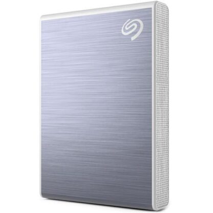 Seagate external SSD 500GB USB 3.2 ONE TOUCH BLUE