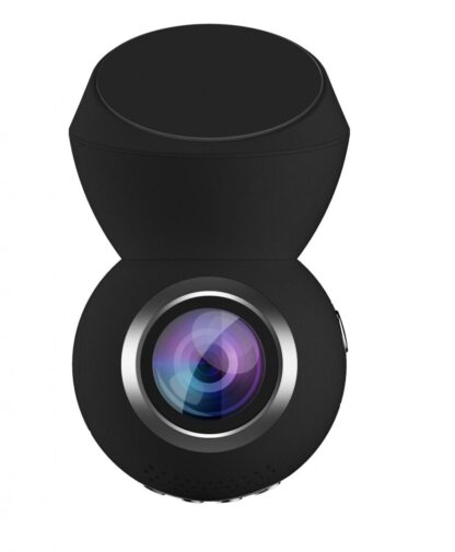 DVR SERIOUX URBAN SAFETY+GPS 200 Black