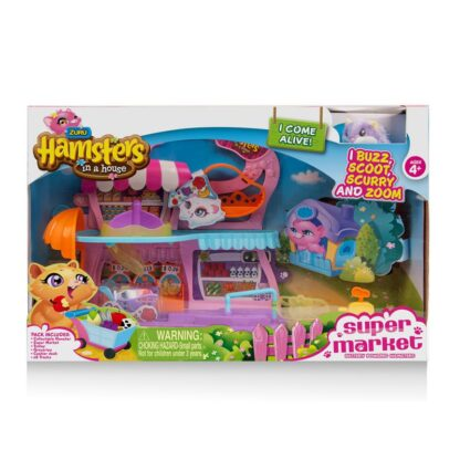 Set supermarket hamster and Accessories