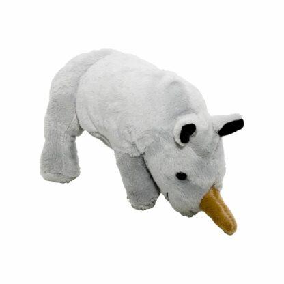 Plush rhino, 23 cm