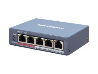 Switch 4 ports 1 UPLINK 60W Smart-Managed
