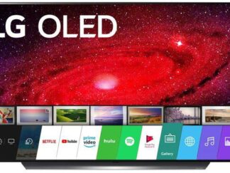 "OLED TV 55 ""LG OLED55CX3LA"