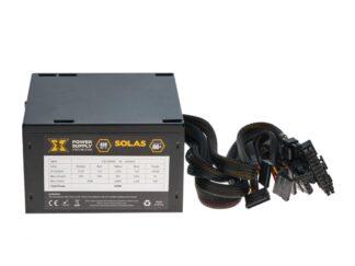 POWER SUPPLY PC SERIOUS SOLAS WHITE 550