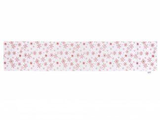 Table crossbar 33x180 cm - Xmas White