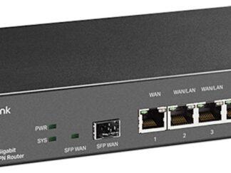 TP-Link SAFESTREAM Gigabit MULTI WAN VPN ROUTER