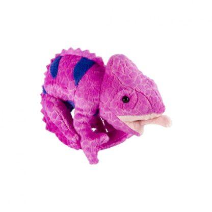 Plush chameleon, 16.5 cm