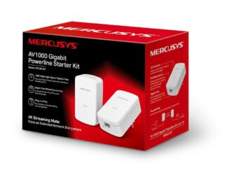 MERCUSYS AV1000 GB POWERLINE START KIT