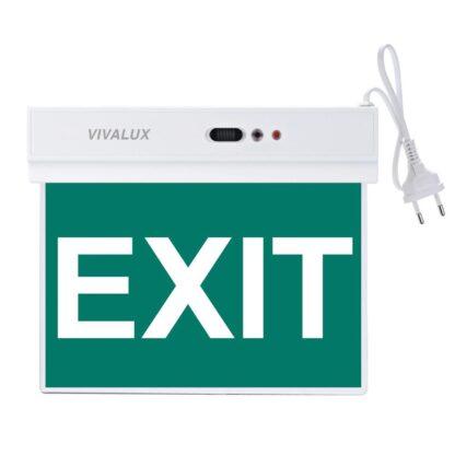 EXIT LED LAMP VIVALUX VIV004031