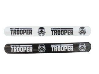 SET 2 bracelets STAR WARS STORM TROOPER