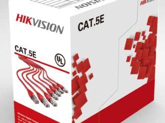 U / UTP CAT CABLE. 5E 4X24AWG HIKVISION