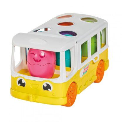 Autobuzul cu oua surpriza