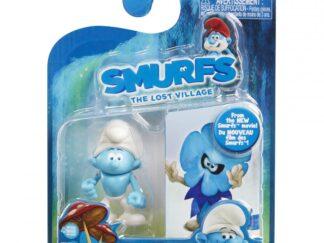 Set 2 Strumfi- Hefty Smurf and Smurfstorm