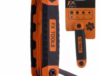 Hex keys set, 8 MARIMI