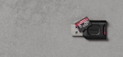 KS CARD READER SDXC + SDR2 64GB