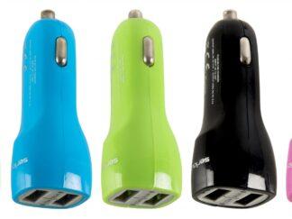 ZZ CAR CHARGER SERIOUS USB 2.1A BULK