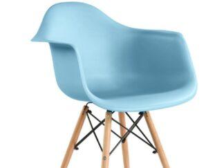 Cozy Blue dining roomchair
