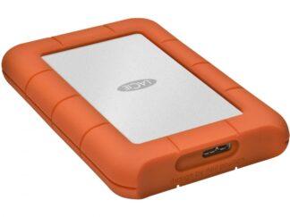 """LaCie external HDD, Rugged Mini, 2.5 """", 5TB, USB 3.0, Orange"""