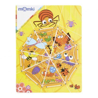 PUZZLE-Spiderweb