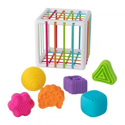 Fat Brain Sorting Box with Inny Shapes