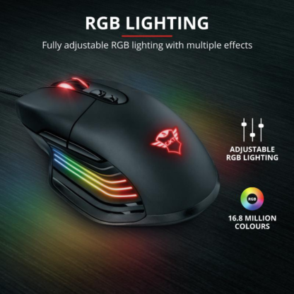 Trust GXT 940 Xidon RGB Gaming Mouse