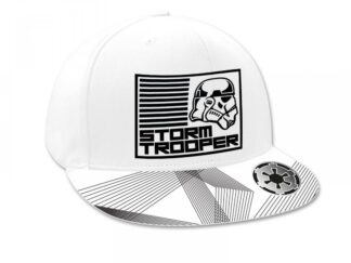 Cap STAR WARS STORM TROOPER White