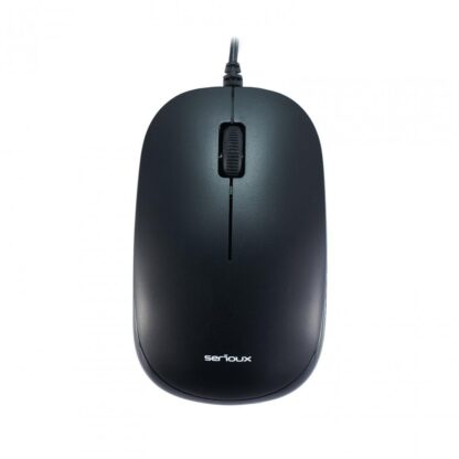SERIOUS WIRED MOUSE 9800MBK