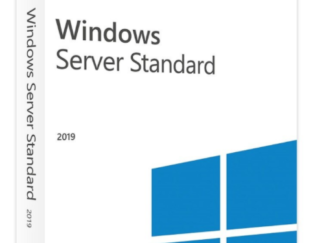OEM License Microsoft Windows 2019 Server Std 16 Core, 64 bit English, DVD