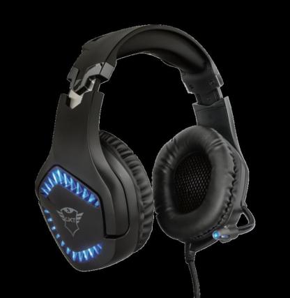 Trust GXT 460 Varzz Illuminated Headset