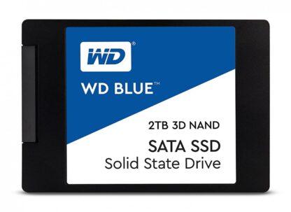 WD SSD 2TB BLUE 2.5 SATA3 WDS200T2B0A