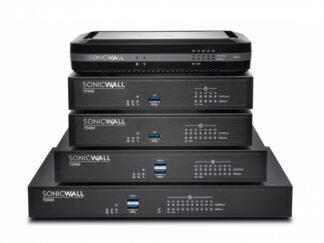 Firewall SonicWall TZ600  8X1GBE